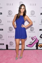 Cara Santana - 2014 BeautyCon Summit in New York City