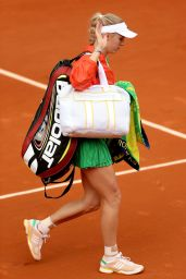 Caroline Wozniacki - 2014 French Open at Roland Garros - Day 3