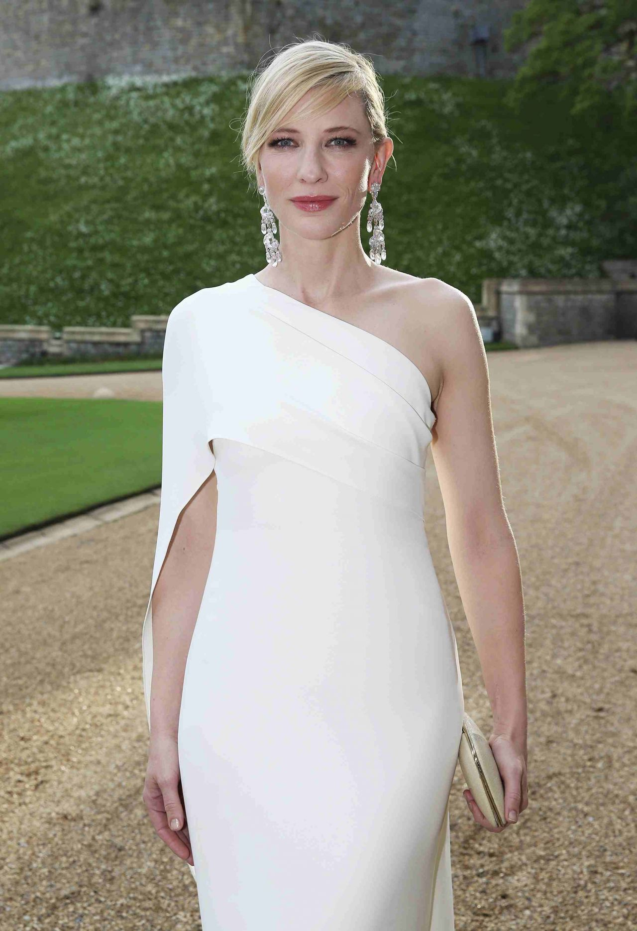 Cate Blanchett Wearing Ralph Lauren Gown – The Duke of Cambridge Celebrates The Royal Marsden in Windsor