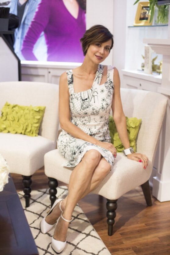 Catherine Bell at The Cable Show - April 2014