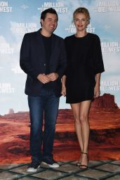 Charlize Theron – 'A Million Ways To Die In The West' photocall in London – May 2014