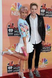 Chelsea Kane - 2014 iHeartRadio Music Awards in Los Angeles