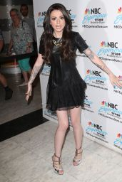 Cher Lloyd - NBC Experience Store - May 2014