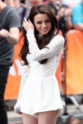 Cher Lloyd - Performing on the TODAY Show New York City - May 2014