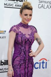 Cher Lloyd Wearing Mikael D Dress - 2014 Billboard Music Awards in Las Vegas