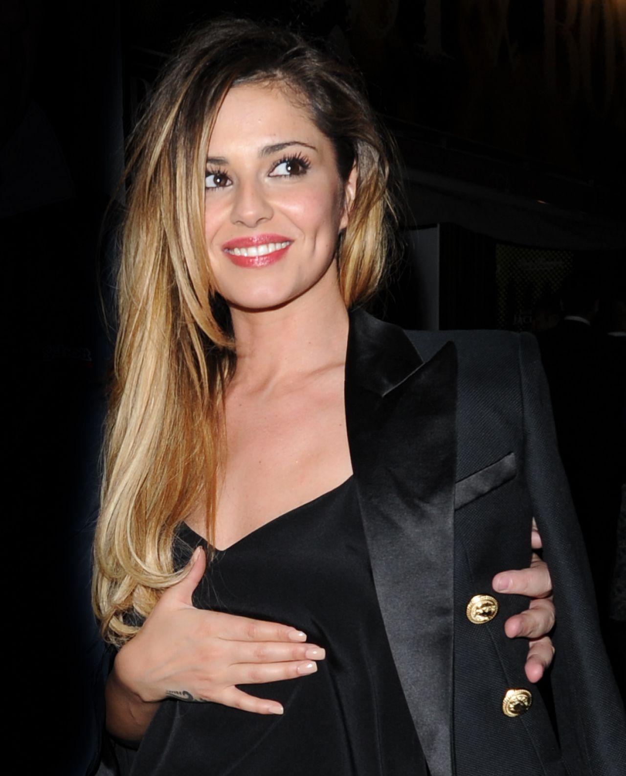 Cheryl Cole - Cosy Box, Cannes 2014
