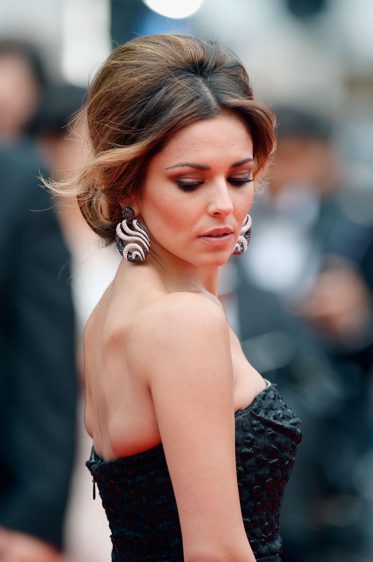 Cheryl Cole Foxcatcher Premier 2014 Cannes Film Festival