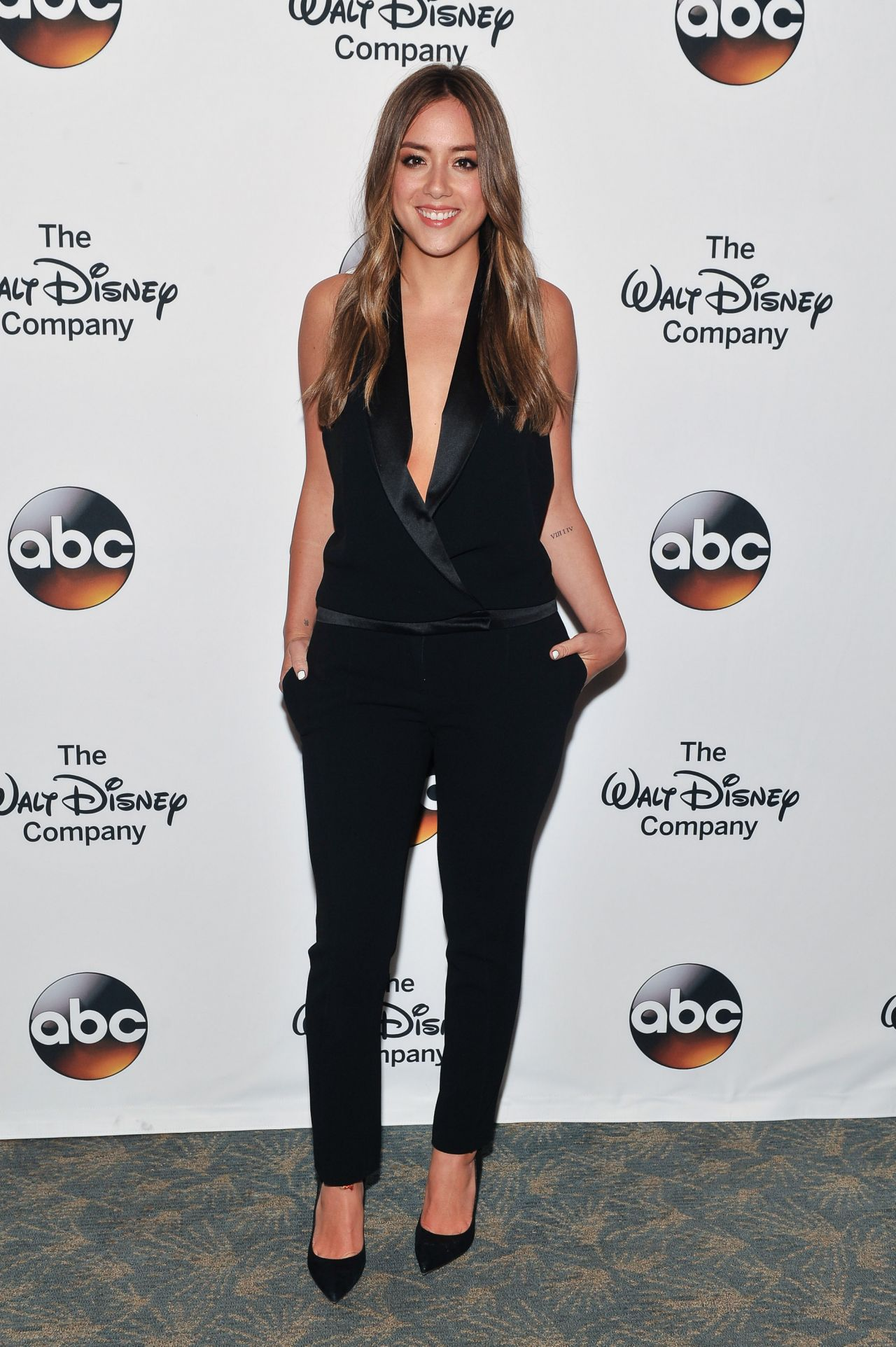 Chloe Bennet - A Celebration Of Barbara Walters Cocktail Reception in New York City (2014)