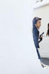 Chloe Bennet & Ming-Na Wen - Marvel