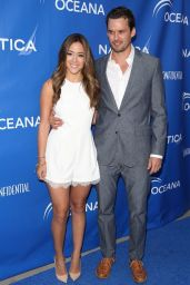Chloe Bennet - Nautica Oceana Beach House Party in Santa Monica - May 2014