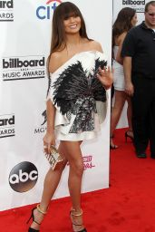 Chrissy Teigen Wearing Fyodor Golan Dress - 2014 Billboard Music Awards in Las Vegas