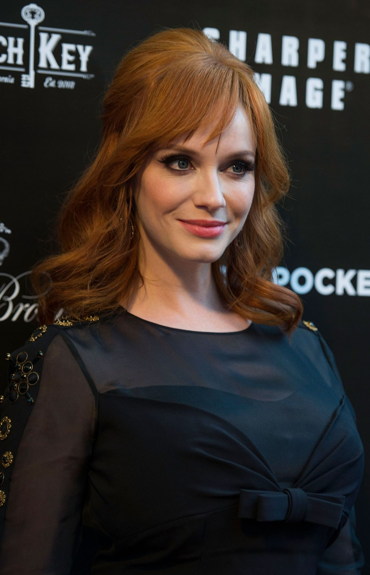 Christina Hendricks God Pocket Premiere Los Angeles