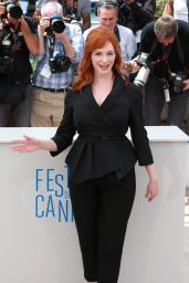 Christina Hendricks - Photocall for