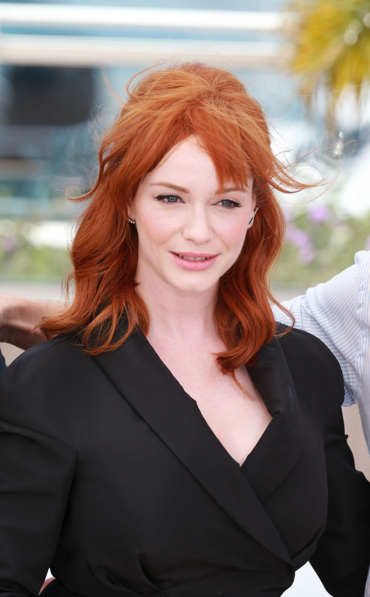 Christina Hendricks Photocall For Lost River 2014 Cannes Film Festival