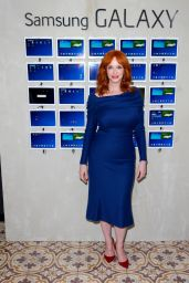 Christina Hendricks – Variety Studio Panel 2014 (Sponsored by Samsung) – Day Two