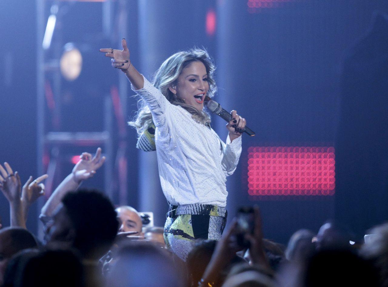 Claudia Leitte - 2014 Billboard Music Awards