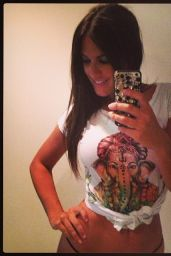 Claudia Romani - Facebook Photos, May 2014