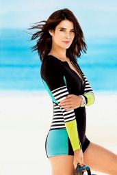 Cobie Smulders - Photoshoot for Self Magazine April 2014 (David Gubert)