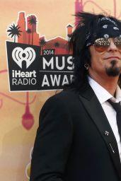 Courtney Bingham - 2014 iHeartRadio Music Awards