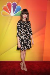 Cristin Milloti - 2014 NBC Upfront Presentation in New York City