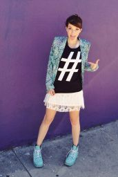 Dani Thorne - Blogspot Photoshoot 2014