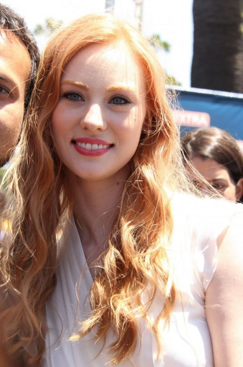 Deborah Ann Woll Extra Set Photos May 2014