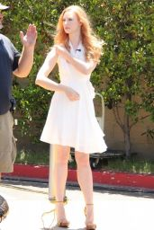 Deborah Ann Woll - Extra Set Photos - May 2014
