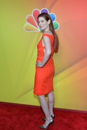 Debra Messing - NBC Upfront Presentation 2014