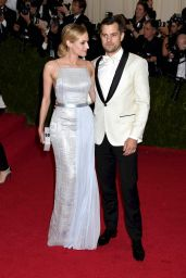 Diane Kruger Hugo Boss Gown – 2014 Met Costume Institute Gala