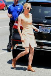 Diane Kruger - Memorial Day Party in Malibu - May 2014