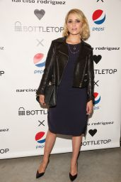 Dianna Agron - Narciso Rodriguez Bottletop Collection Pepsi Launch in New York City