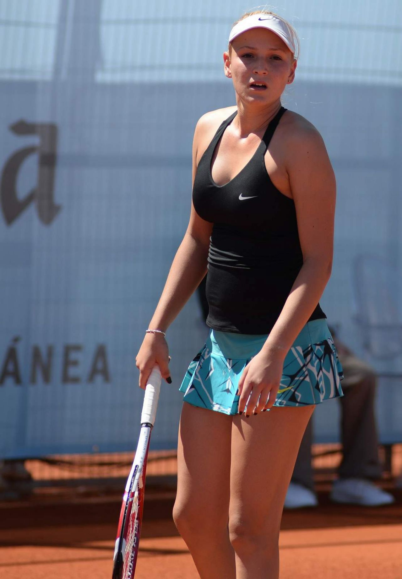 Donna Vekic - Mutua Madrid Open - May 2014