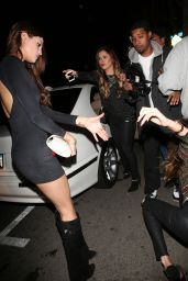 Eiza Gonzalez Night Out Style – DBA Club in West Hollywood - May 2014