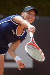 Elena Vesnina – Italian Open 2014 in Rome, Italy – May 2014