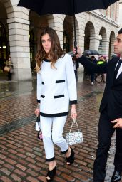 Elisa Sednaoui - Chanel Launch of The Mystery Bottle - London, May 2014