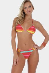 Elisandra Tomacheski - Lenny Niemeyer Bikini Collection 2014