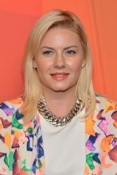Elisha Cuthbert – NBC Upfront Presentation in New York City – May 2014