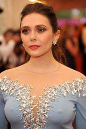 Elizabeth Olsen Wearing Miu Miu – 2014 Met Costume Institute Gala