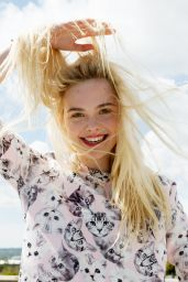 Elle Fanning - ASOS Magazine July 2014 Issue