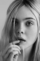 Elle Fanning - Interview Magazine, May 2014 Issue