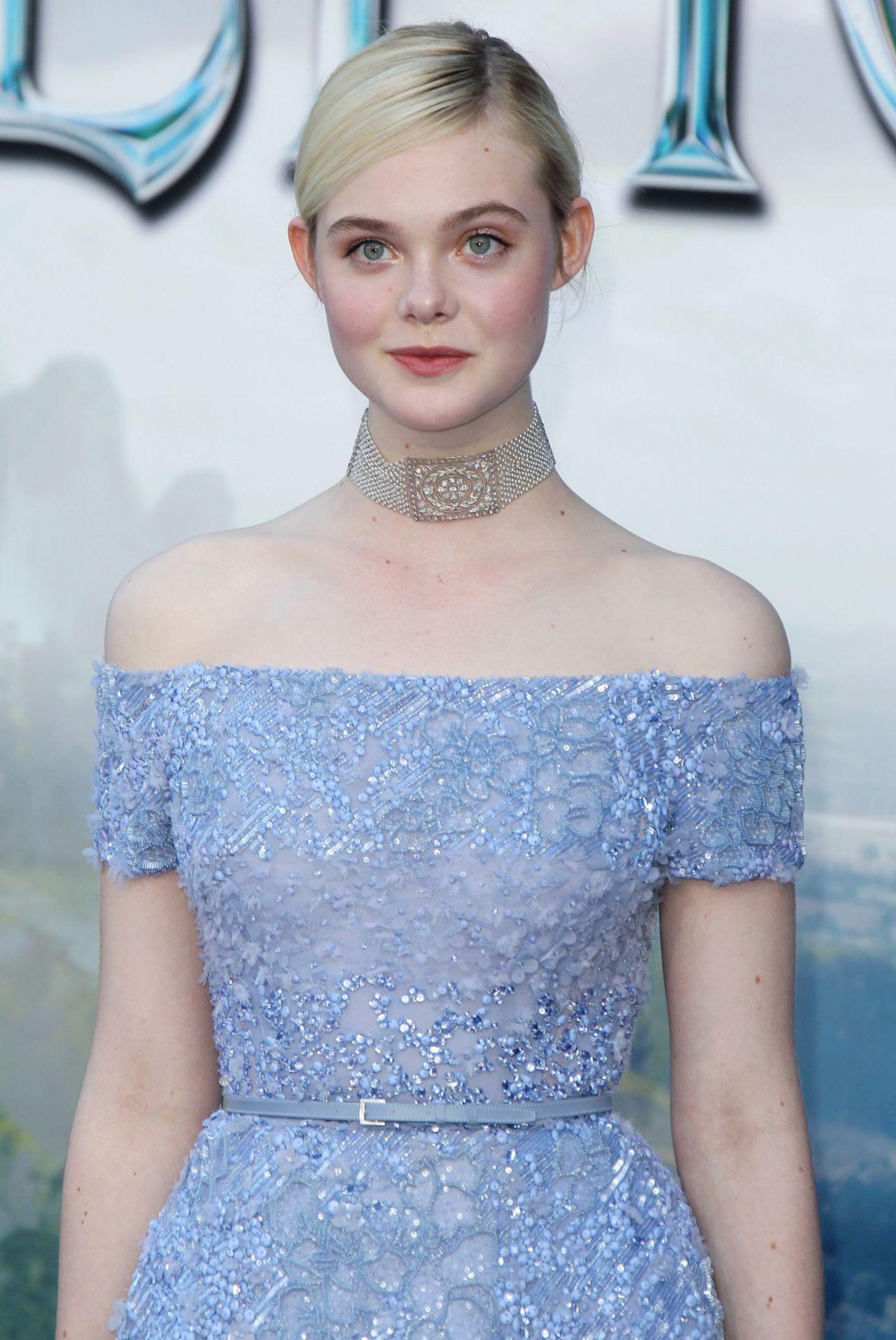Elle Fanning Photo 31661692: 'Maleficent' World Premiere In Los Angeles