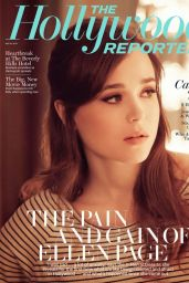 Ellen Page – The Hollywood Reporter Magazine May 2014 Issue