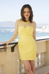Emilia Schule Photoshoot - Cannes 2014 (by Dave Bedrosian)