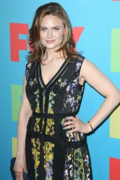 Emily Deschanel - FOX Network 2014 Upfront event in New York City