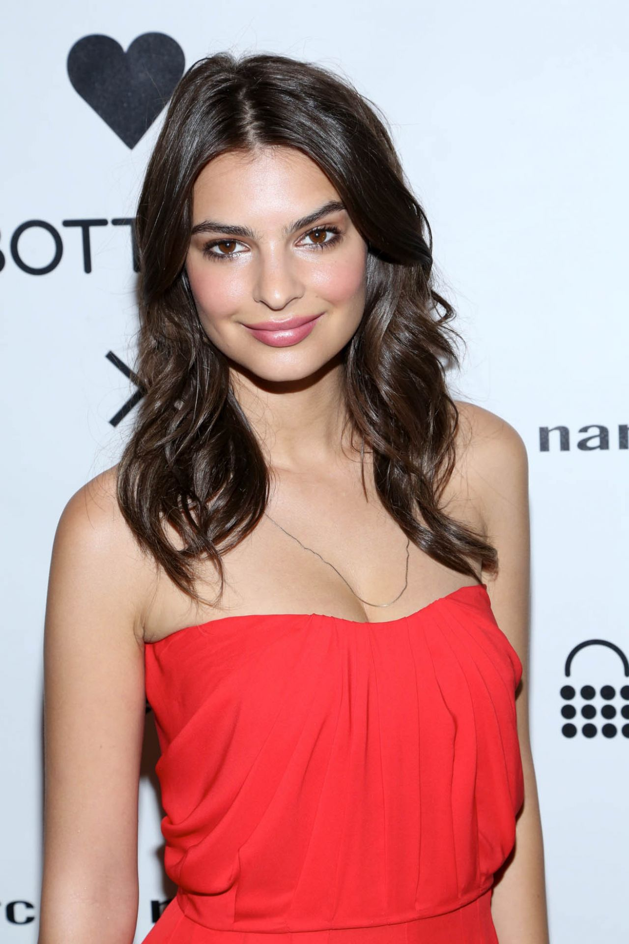 Emily Ratajkowski – Narciso Rodriguez Bottletop Collection Pepsi Launch in New York City