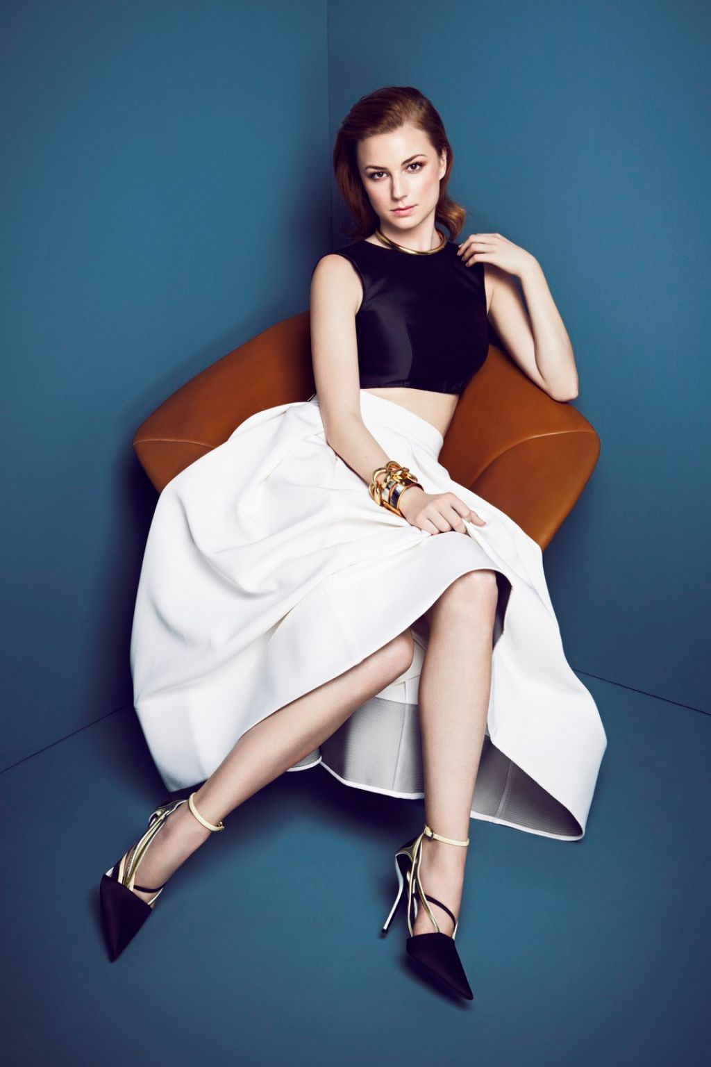 Emily VanCamp - Instyle Magazine (Australia) April 2014 Issue