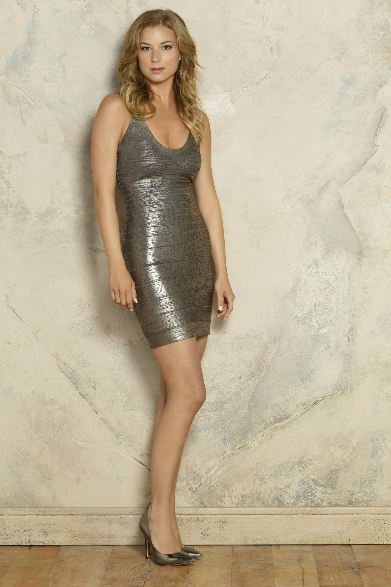 Emily Vancamp Revenge Tv Series Season 3 Promoshoot