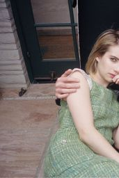 Emma Roberts - Gia Coppola Photoshoot for Papermag.com - May 2014