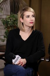 Emma Roberts - Variety Studio Panel 2014 – Day Two