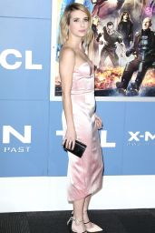 Emma Roberts – 'X-Men: Days Of Future Past' Premiere in New York City